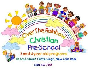 © Over The Rainbow Preschool - Chittenango NY